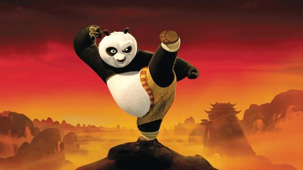 Llega Kung Fu Panda
