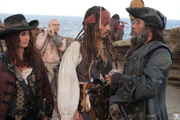 Televisión en familia: Piratas del Caribe y mucho más