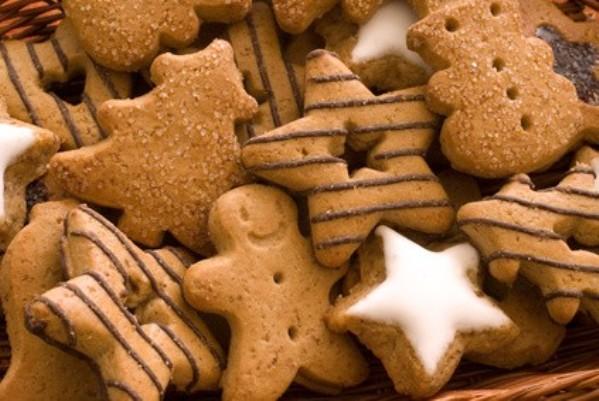 Recetas navideñas del mundo: Weihnachten plätzchen