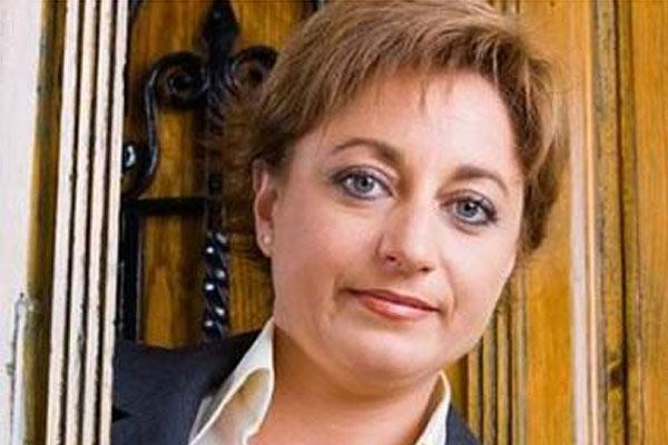 Rocío Ramos Paúl concede una entrevista