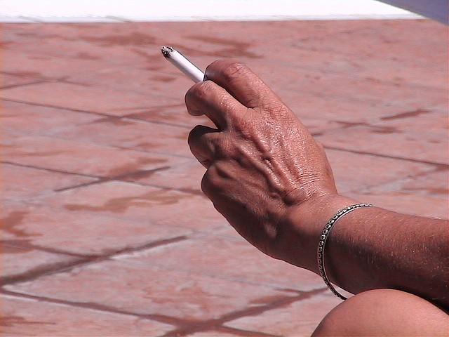 evitar el humo por su salud