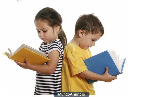libros y actividades para niños en ciudad real