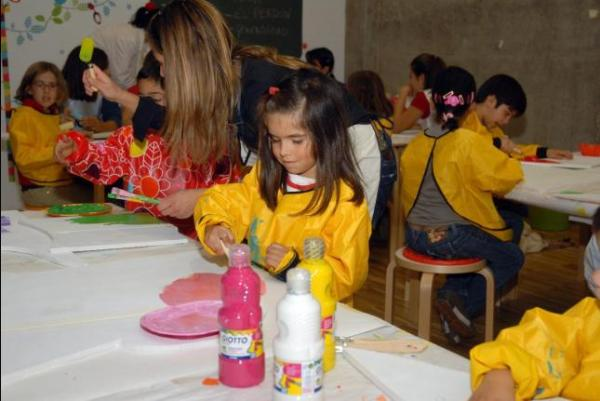 talleres niños en Tenerife