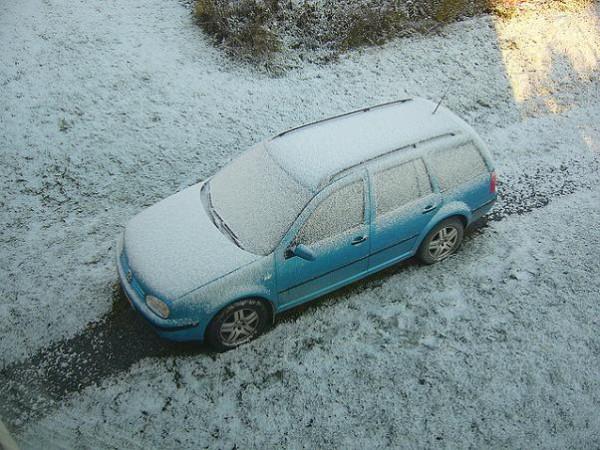Preparar el coche para viajar en invierno