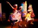 Rebelión en la cocina, teatro y música en Alcobendas