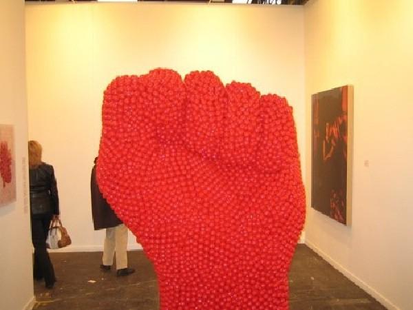 Los niños podrán participar en la exposición creando una obra
