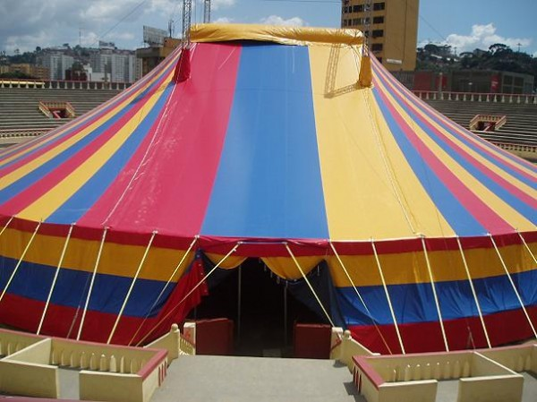 Una tarde de circo con los peques