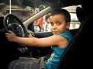 En coche ajeno también hay que usar sistemas de seguridad