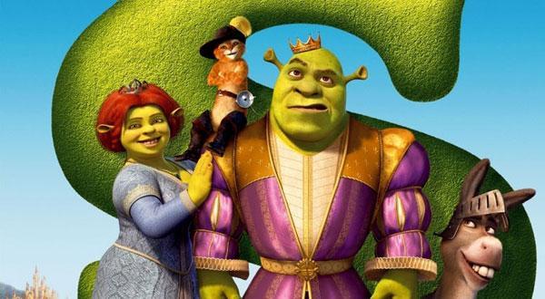 Shrek llega por Navidad