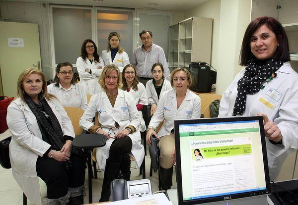 Mejora el servicio médico en Valladolid