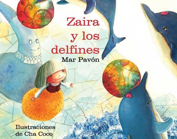 libro infantil zaira y los delfines