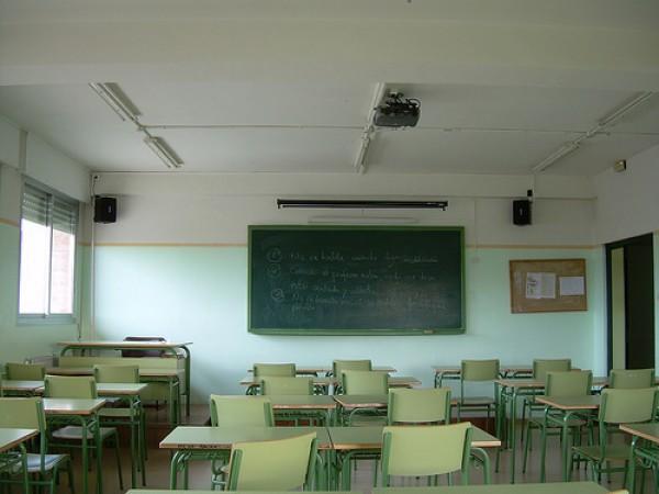 aulas separadas por sexo