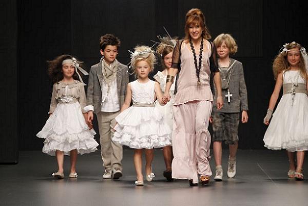 Hortensia Maeso busca niños para desfilar en Valencia