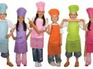 Carnaval: Disfraz casero de cocinero