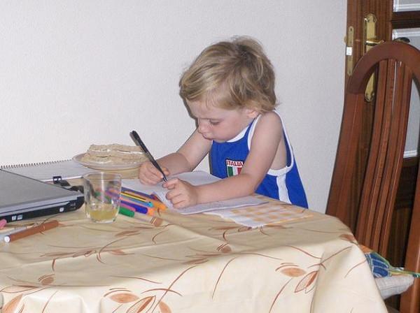 Encontrar ayuda escolar en internet