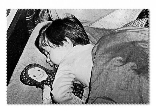 Nuestros abuelos pensaban que sus hijos dormían poco