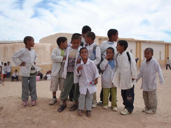 Falta una familia para acoger un niño saharaui en verano