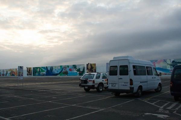estacionamiento aeropuerto