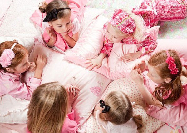 fiesta del pijama