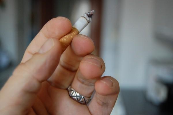 Otro efecto negativo del tabaco