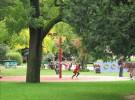 Limitar el fútbol en las escuelas