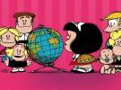 Mafalda cumplirá 50 años en 2014
