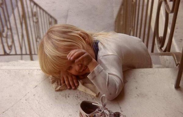 Demasiados accidentes infantiles en escaleras