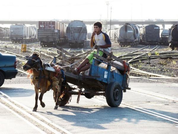 pobreza en las ciudades