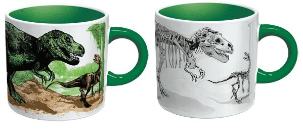 Sorteamos una taza térmica de dinosaurios entre nuestros lectores