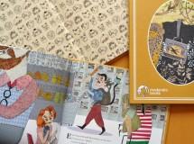 Álbum ilustrado: Elna y la caja de cerillas