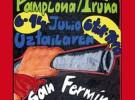 Concurso infantil de carteles de San Fermín