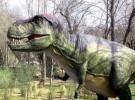 Dinosaurios en el Zoo de Madrid