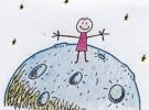 Poesía infantil: El niño y la luna