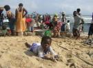 Vacunas para los pequeños de Ghana