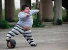Obeso de niño, obeso de adulto