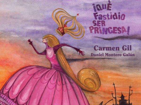 Lectura recomendada de la semana: ¡Qué fastidio ser princesa!
