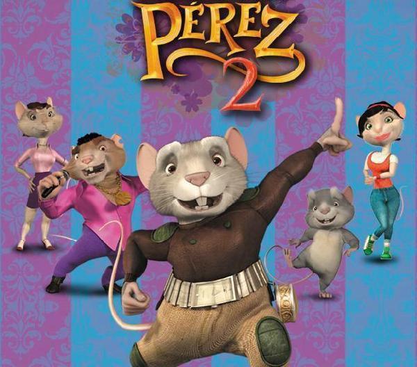Televisión en familia: Vuelve el Ratón Pérez