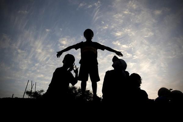 la pobreza tiene impacto en los pequeños