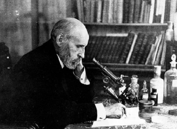 Ramón y Cajal fue un niño rebelde