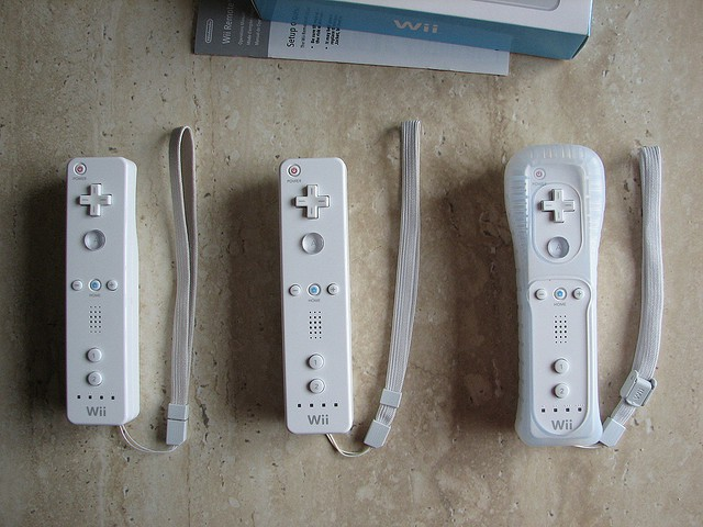 Beneficios del mando de la Wii