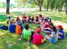Campamento de verano para los que esperan ser trasplantados