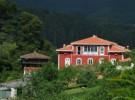Campamento en el Palacio de la Bouza en Asturias