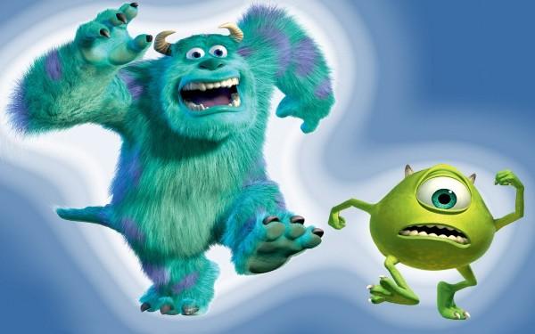 Televisión en familia: Monstruos S.A. y Dos canguros muy maduros