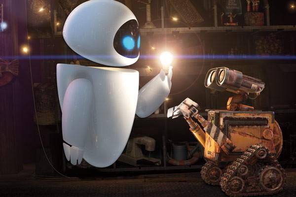 Televisión en familia: Wall-E y La Máscara