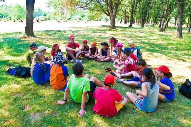 Especial campamentos de verano: Andalucía y Aragón