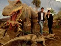Dinosaurios Park en Nigrán, Pontevedra