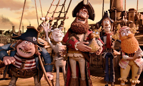 Desbaratados piratas lucharán por conseguir el premio al Pirata del Año