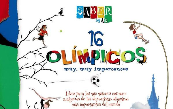Libro: 16 olímpicos muy muy importantes