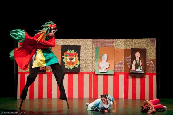 Teatro: fabricando sueños