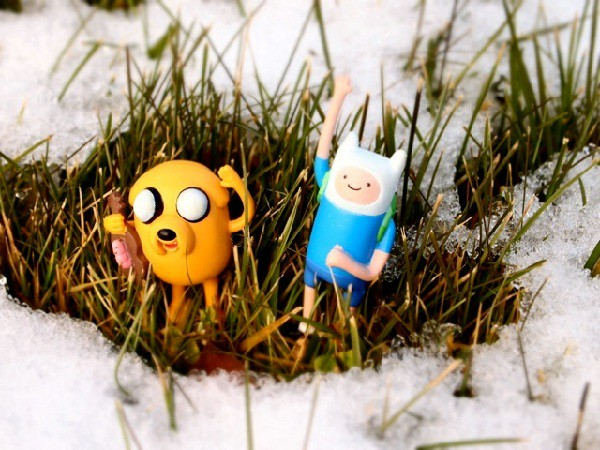 Una serie infantil con personajes muy peculiares